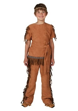 Child Native American Costume Update Main