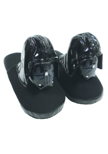 Click Here to buy Star Wars Darth Vader Slippers from HalloweenCostumes, CDN Funds
