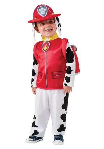 Kids Paw Patrol: Marshall Costume