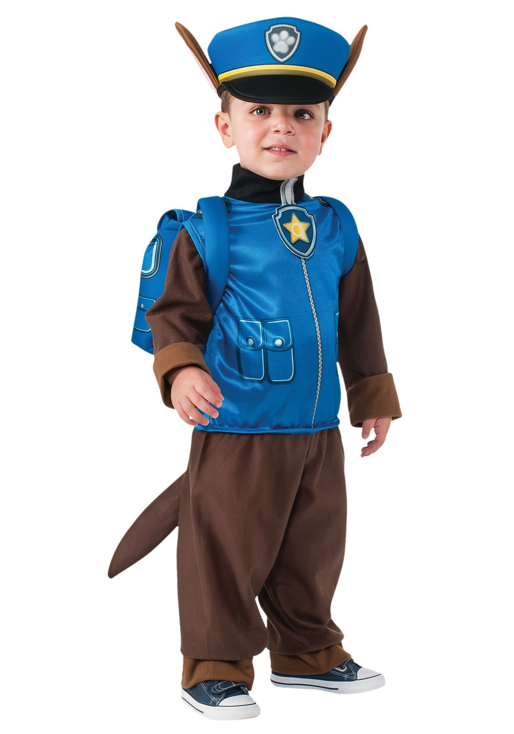 Paw Patrol Chase Child Costume  sc 1 st  Halloween Costumes & Dog Costumes For Kids u0026 Adults - HalloweenCostumes.com