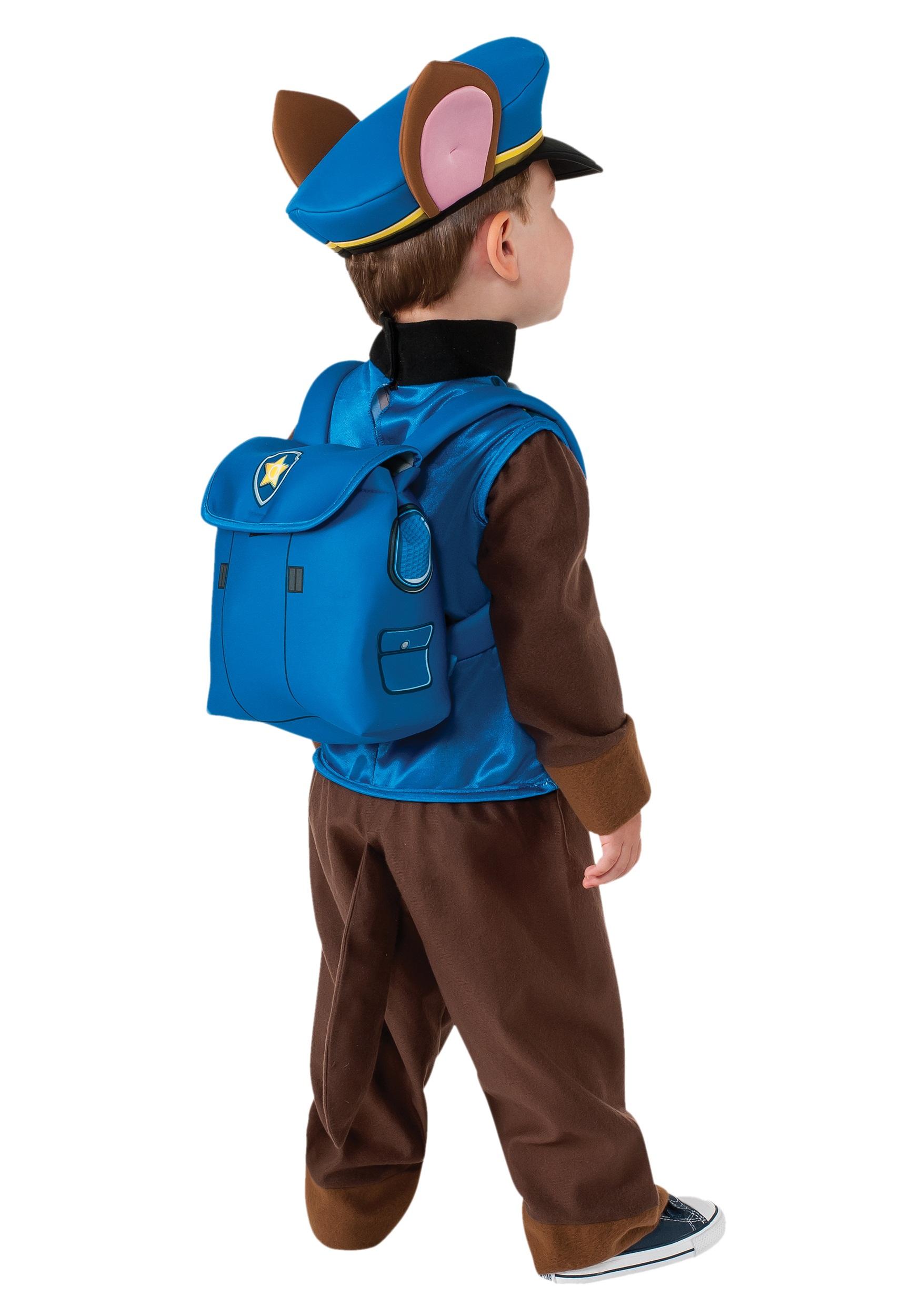 Paw patrol chase child costume alt1