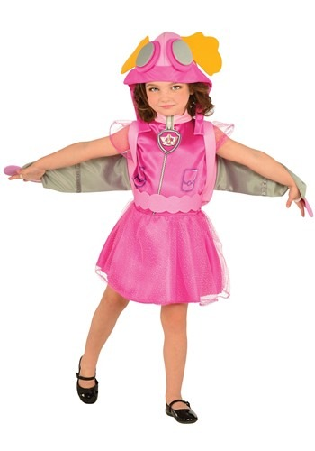 Paw Patrol Skye Child Costume