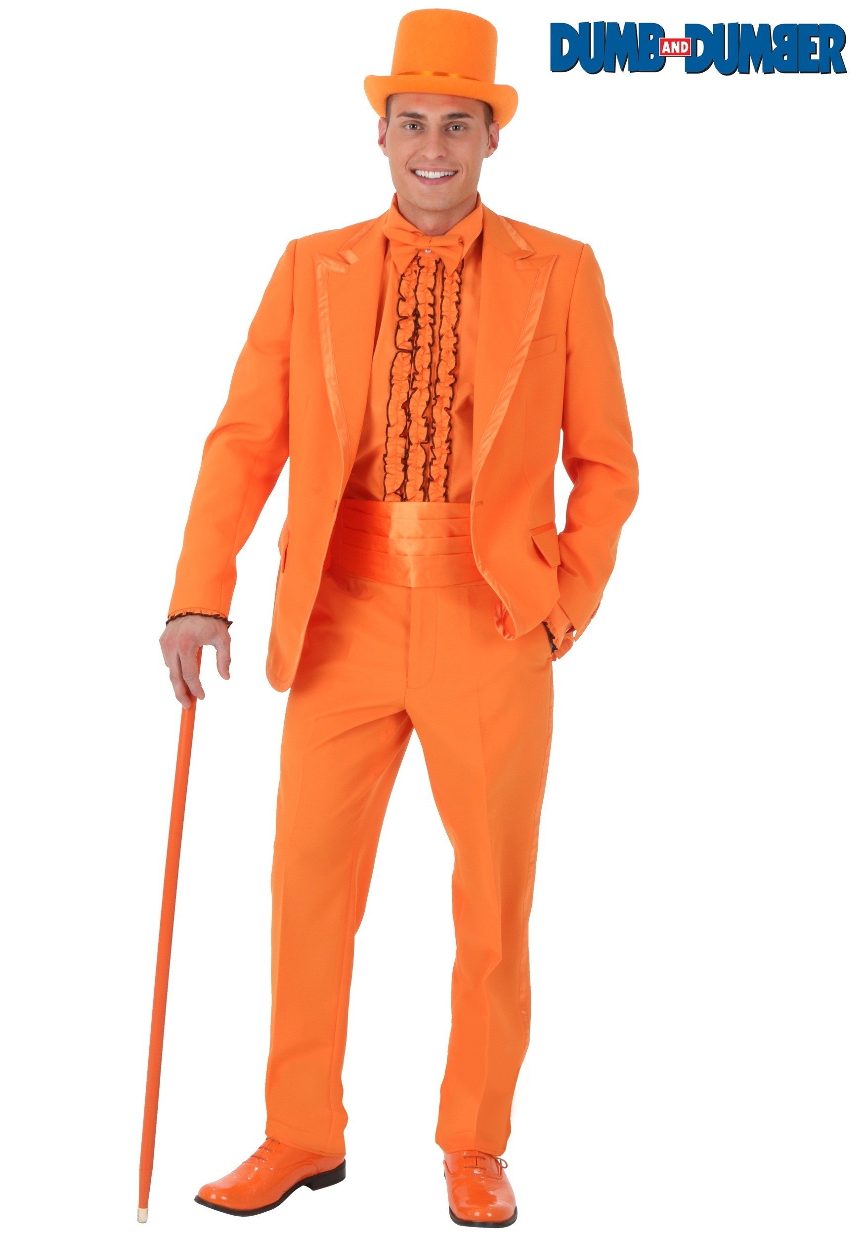 Dumb and Dumber Lloyd Tuxedo  sc 1 st  Halloween Costumes & Dumb and Dumber Costumes u0026 Suits - HalloweenCostumes.com