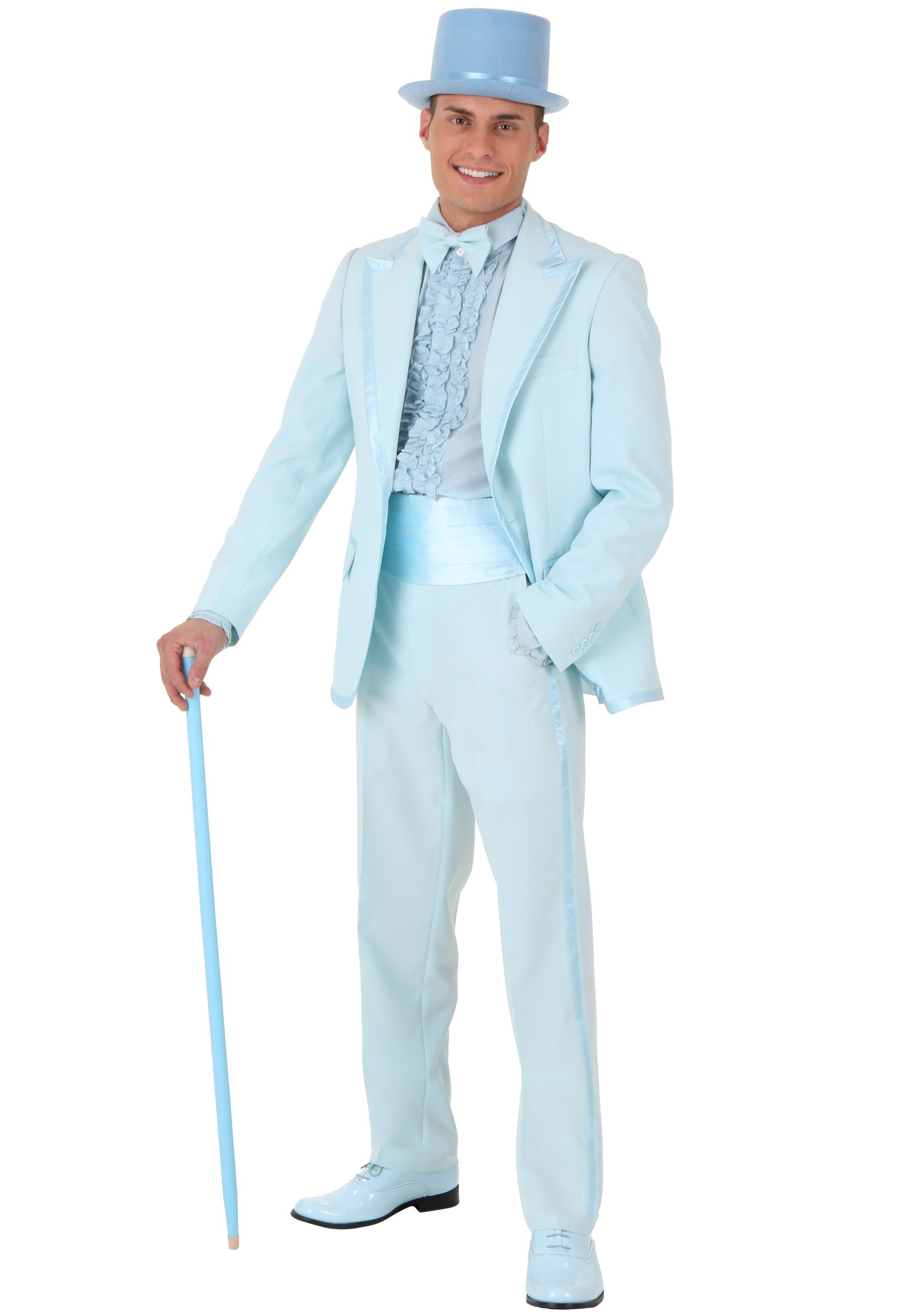Dumb and Dumber Harry Tuxedo Costume