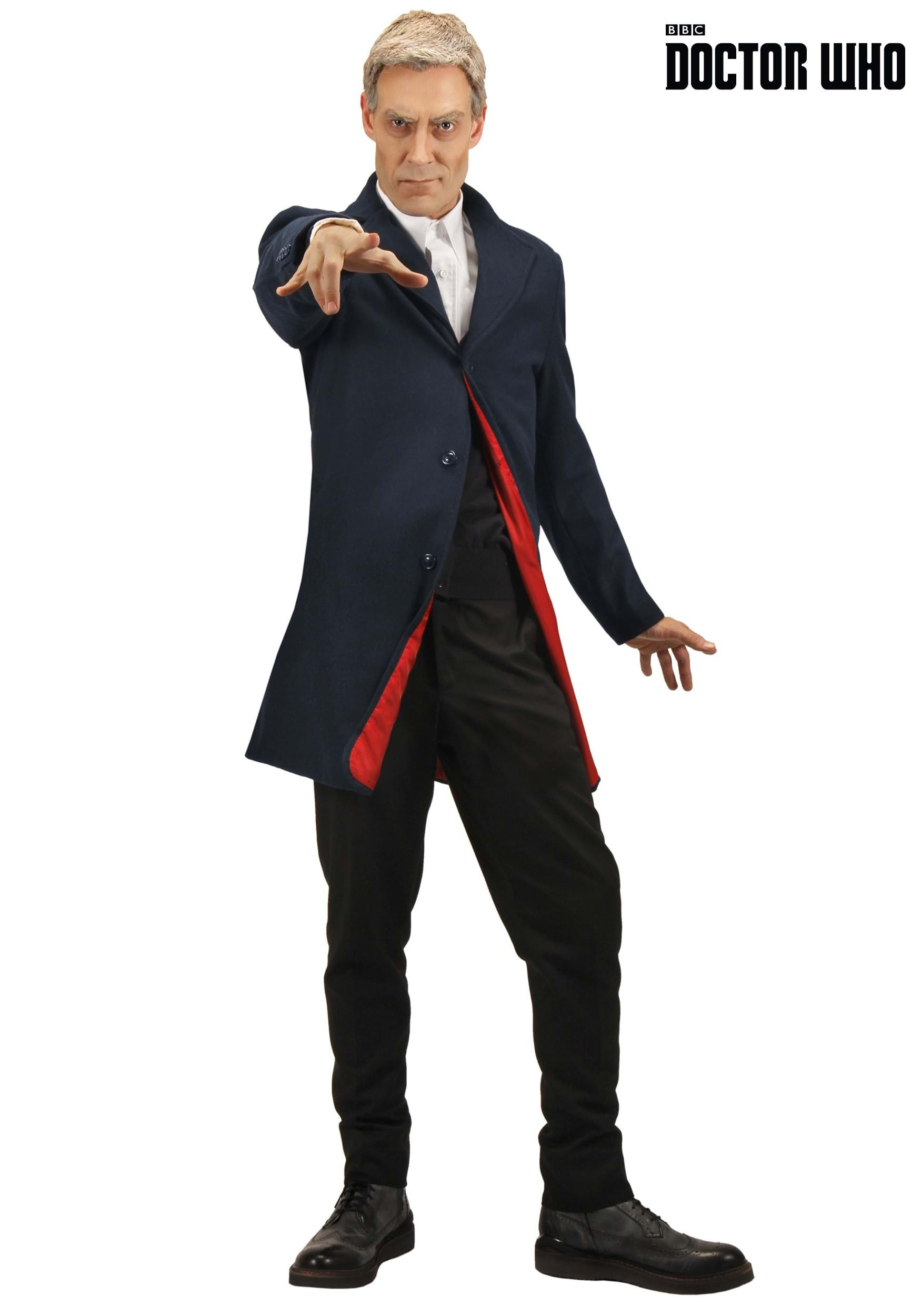 Twelfth Doctor Mens Jacket