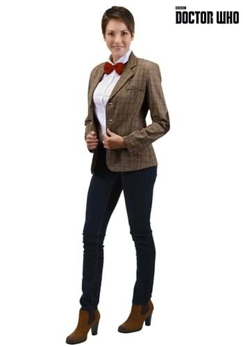 Eleventh Doctor Womens Jacket By: Elope for the 2015 Costume season.