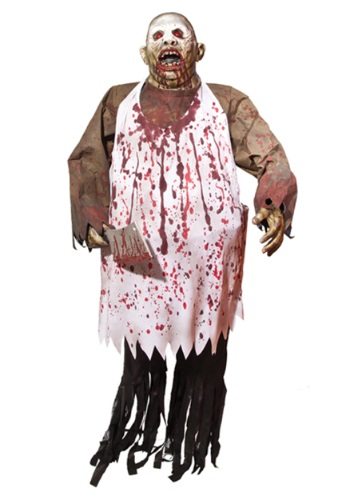 Chopping Brock Animated Butcher By: Morbid Enterprises for the 2015 Costume season.