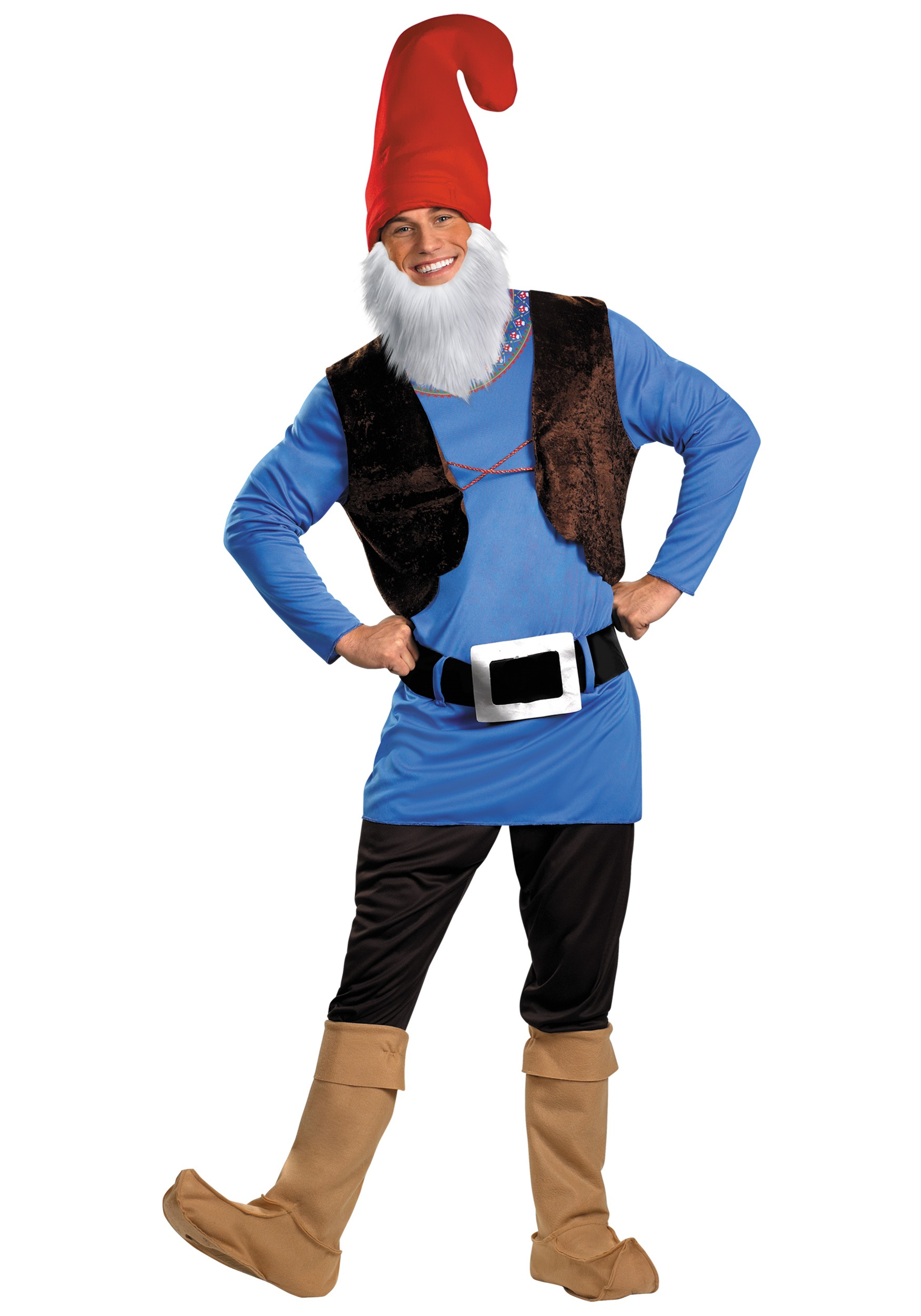 adult papa gnome costume. Black Bedroom Furniture Sets. Home Design Ideas