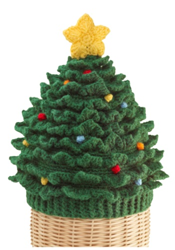 Child Christmas Tree Hat
