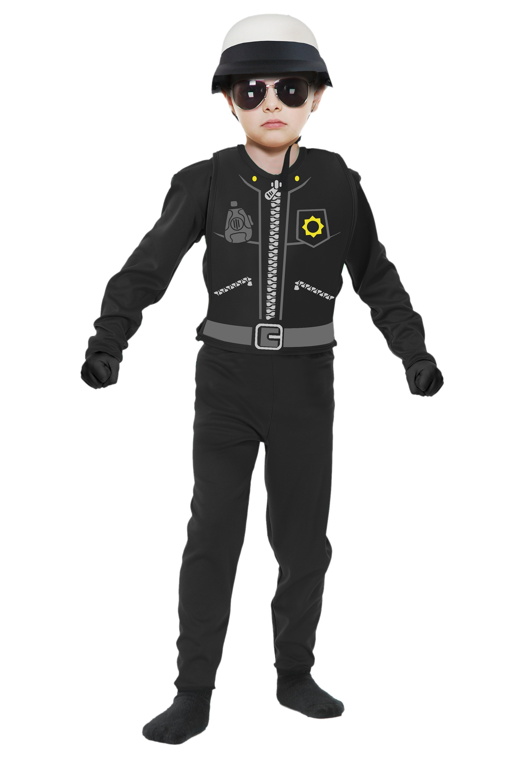 sc 1 st  Halloween Costumes & Child The Cop Costume
