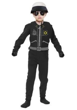 Child The Cop Costume