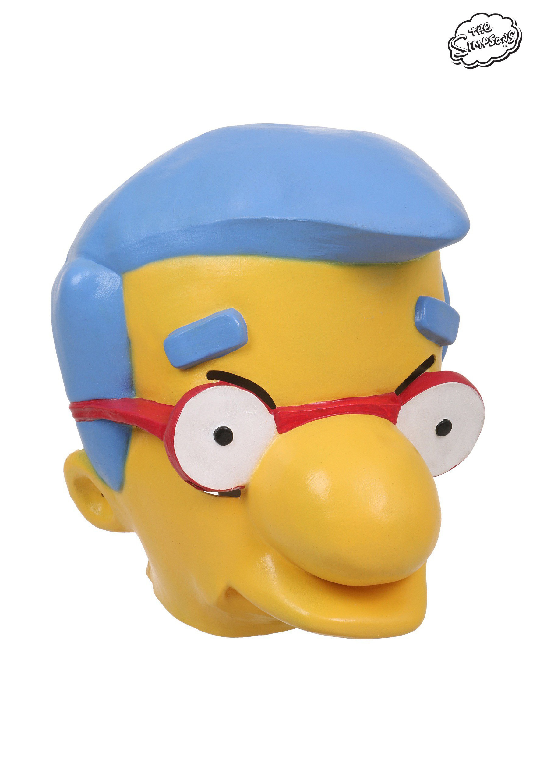 the simpsons milhouse mask - Kids Halloween Masks