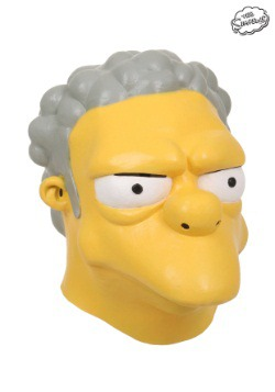 The Simpsons Moe Szyslak Mask