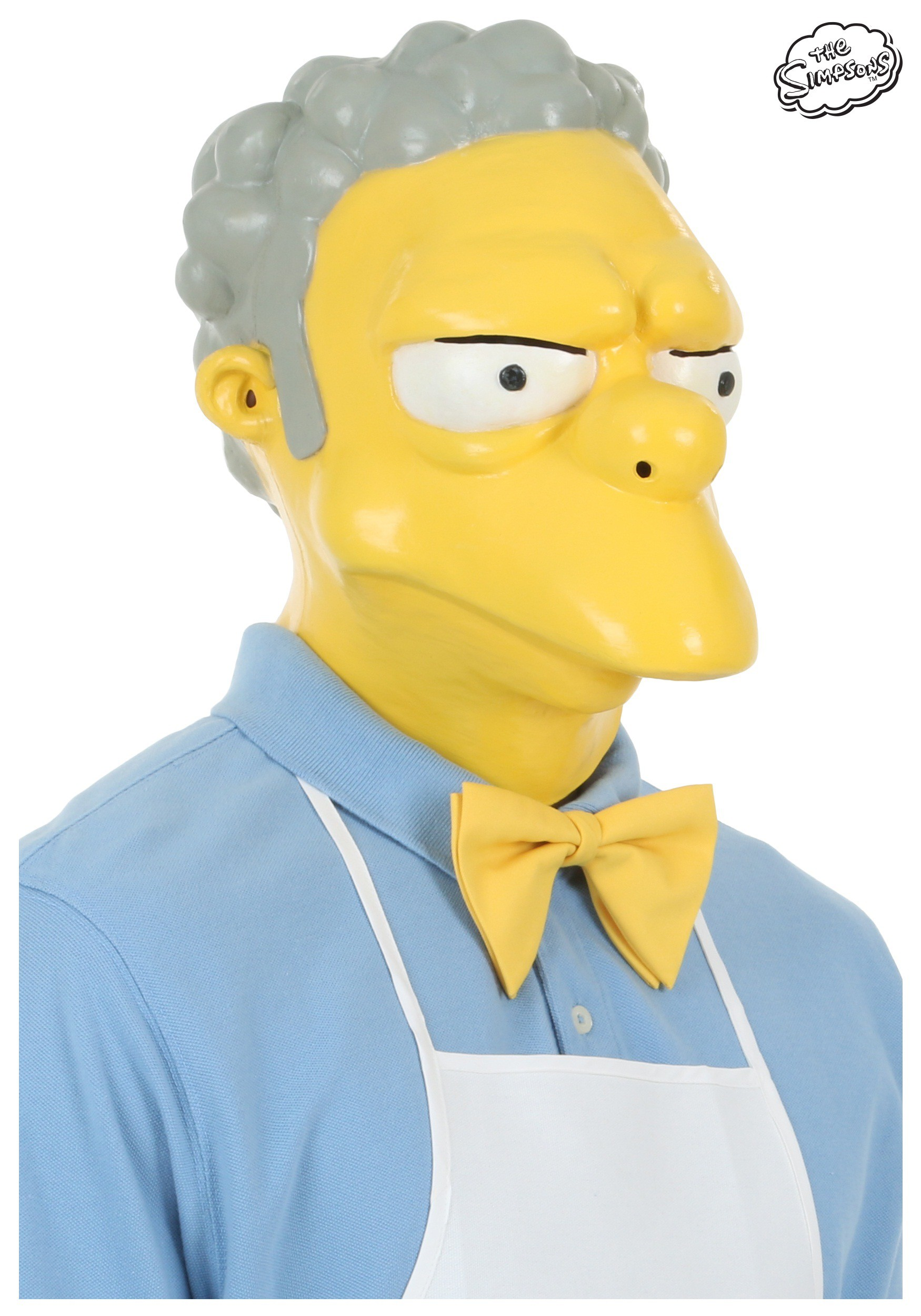 Halloween decorations indoor - The Simpsons Moe Szyslak Mask