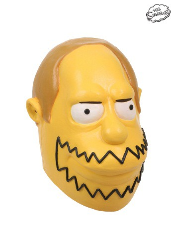 The Simpsons Comic Book Guy Mask By: Fun Costumes for the 2015 Costume season.