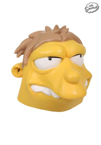 The Simpsons Barney Mask
