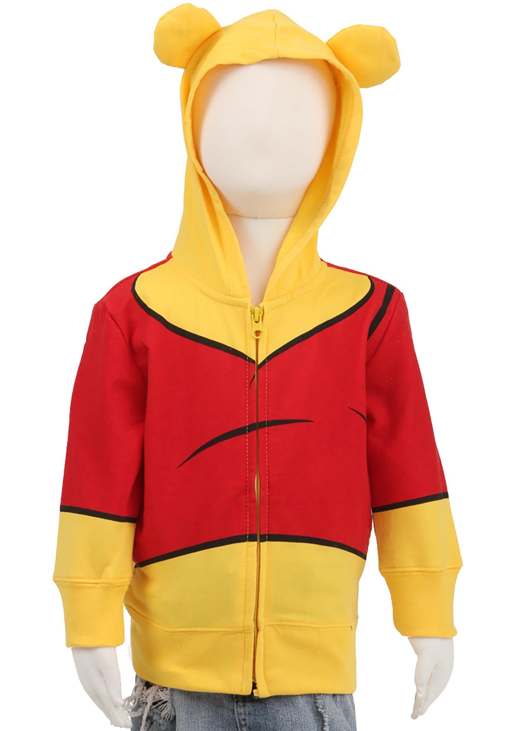Hooded Sweatshirt. Toddler Winnie The Pooh