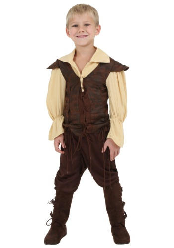 Toddler Renaissance Man Costume