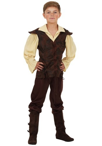 Click Here to buy Boys Renaissance Squire Costume from HalloweenCostumes, CDN Funds