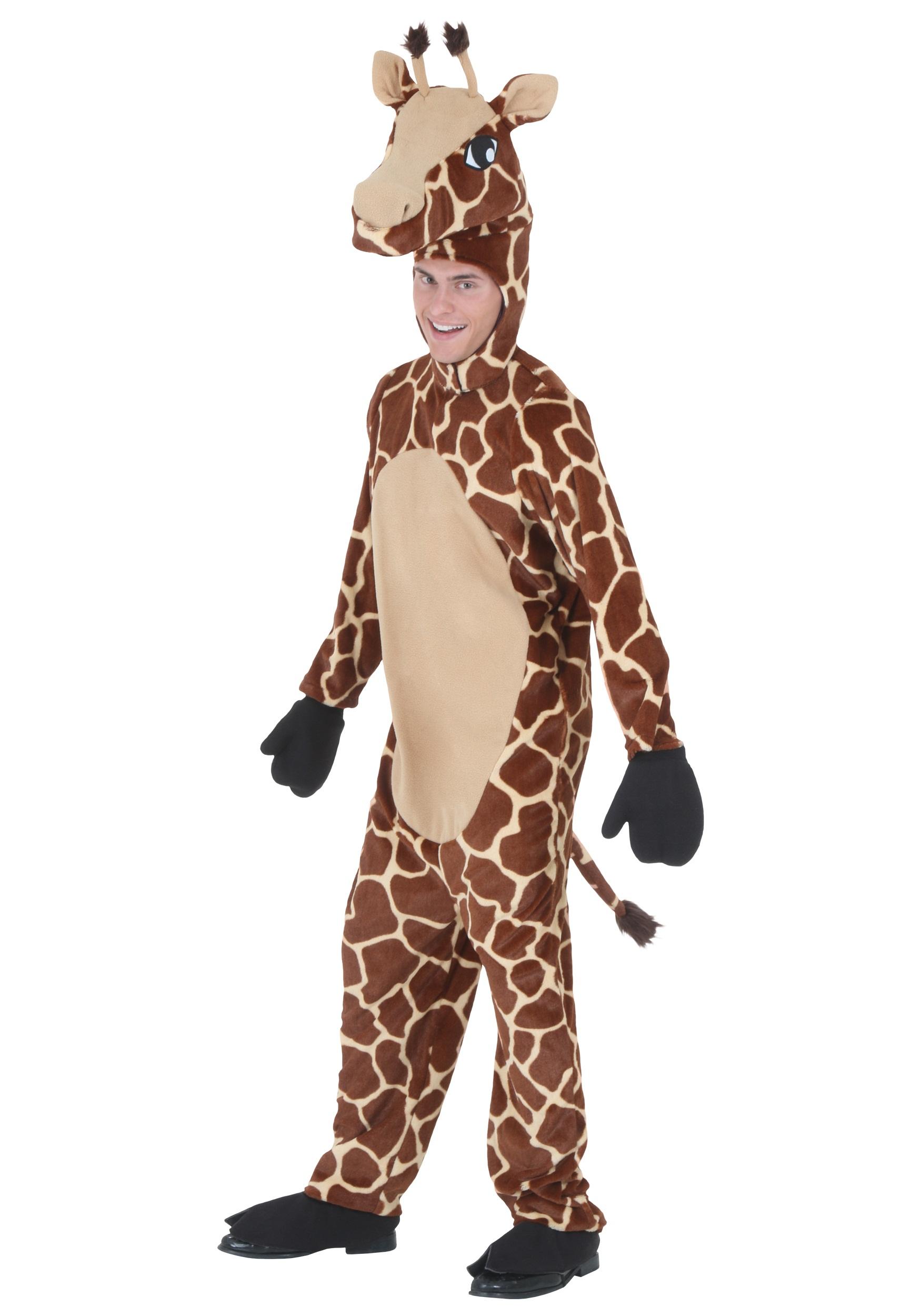Plus Size Giraffe Costume 2X