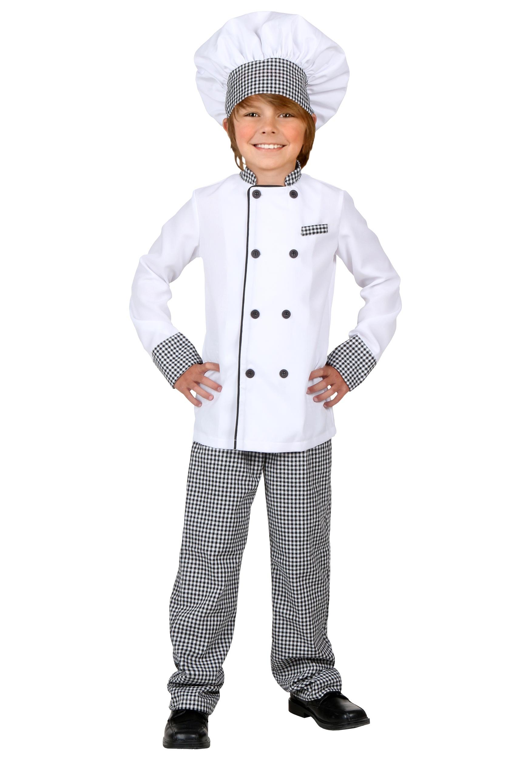 Swedish Chef Costume Child Chef Costume