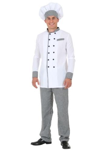 adult chef costume. Black Bedroom Furniture Sets. Home Design Ideas