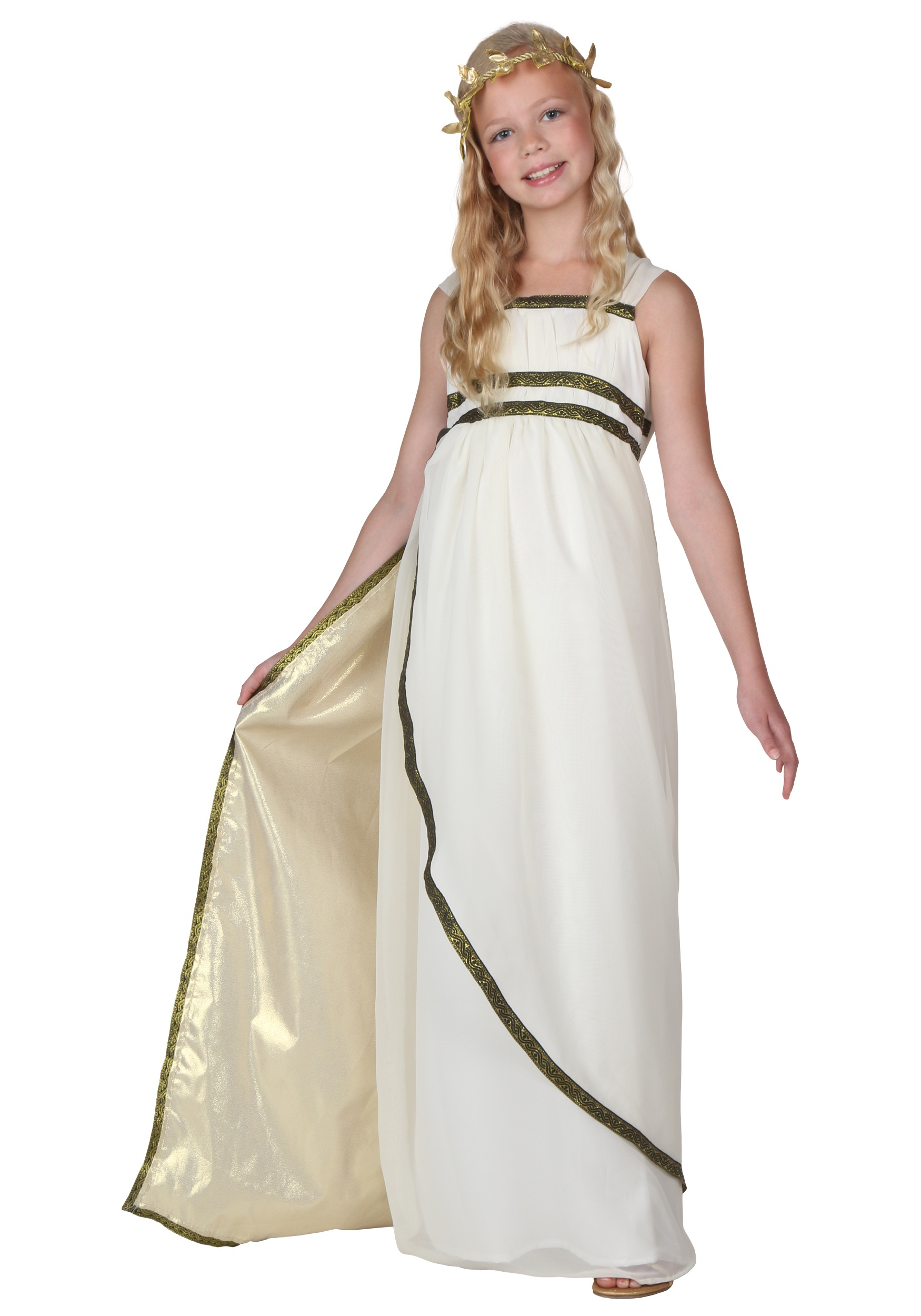 Roman Warriors & Greek Goddess Costumes - HalloweenCostumes.com