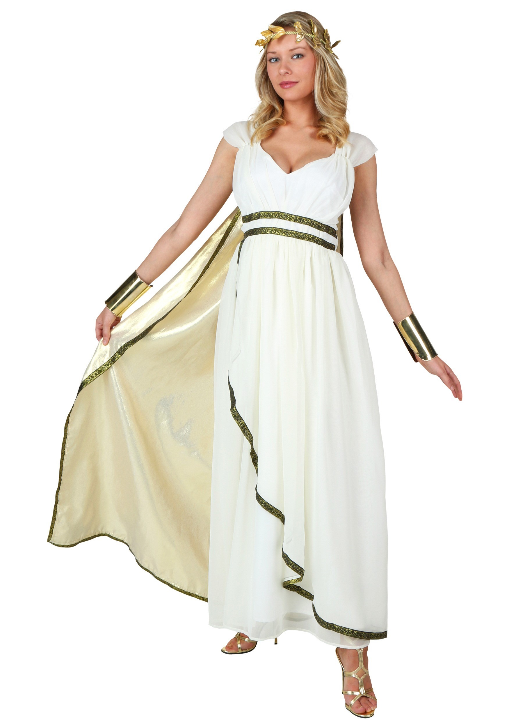 Black greek goddesses dress plus sizes
