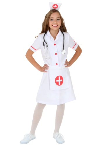 Child Nurse Costume By: Fun Costumes for the 2015 Costume season.