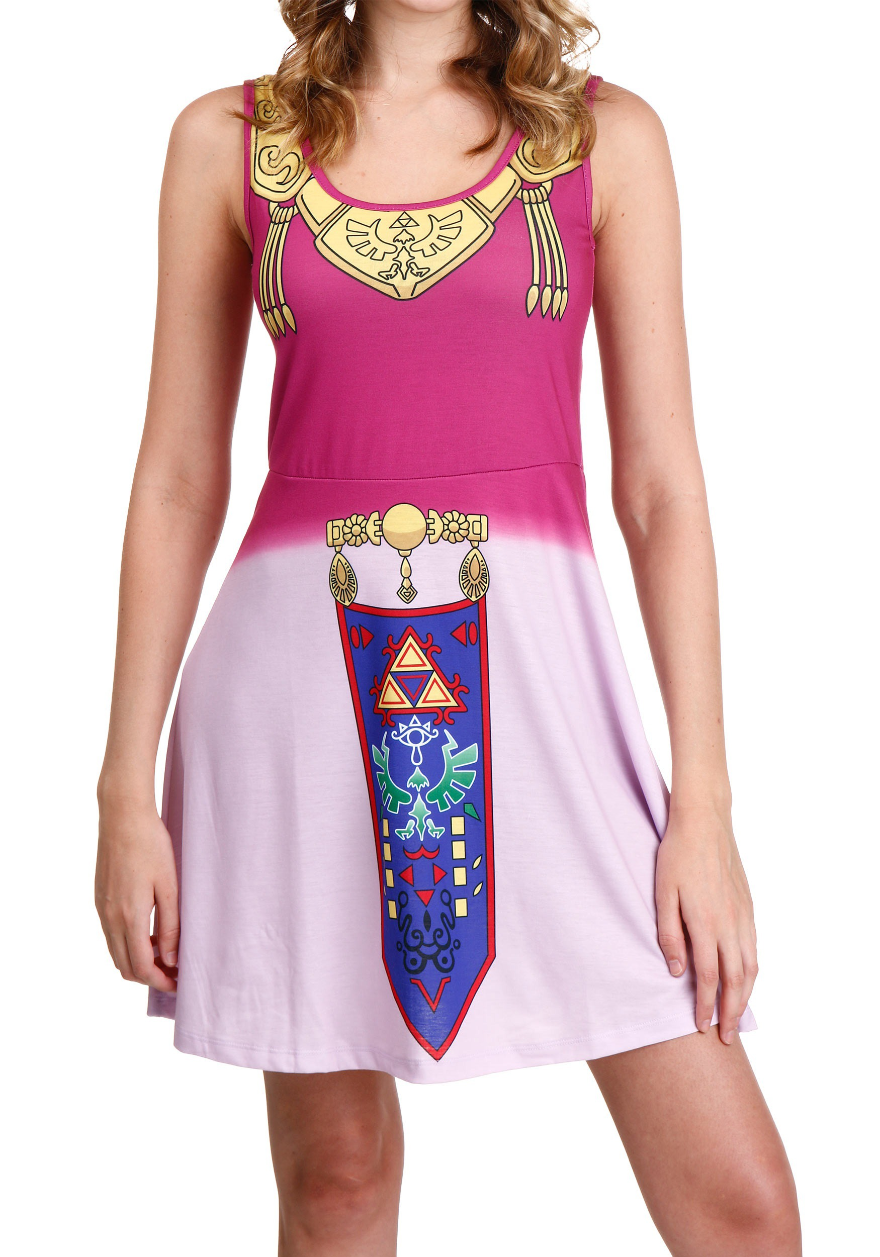 Legend of zelda i am zelda skater dress solutioingenieria Gallery