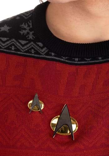 Star Trek The Next Generation Replica Communicator Badge Upd