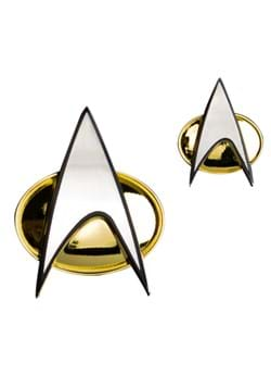 Star Trek The Next Generation Replica Communicator Badge Upd
