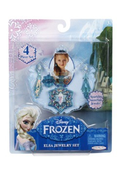 Frozen Elsa Jewelry Set