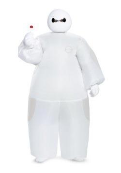 Kids White Big Hero 6 Baymax Inflatable Costume
