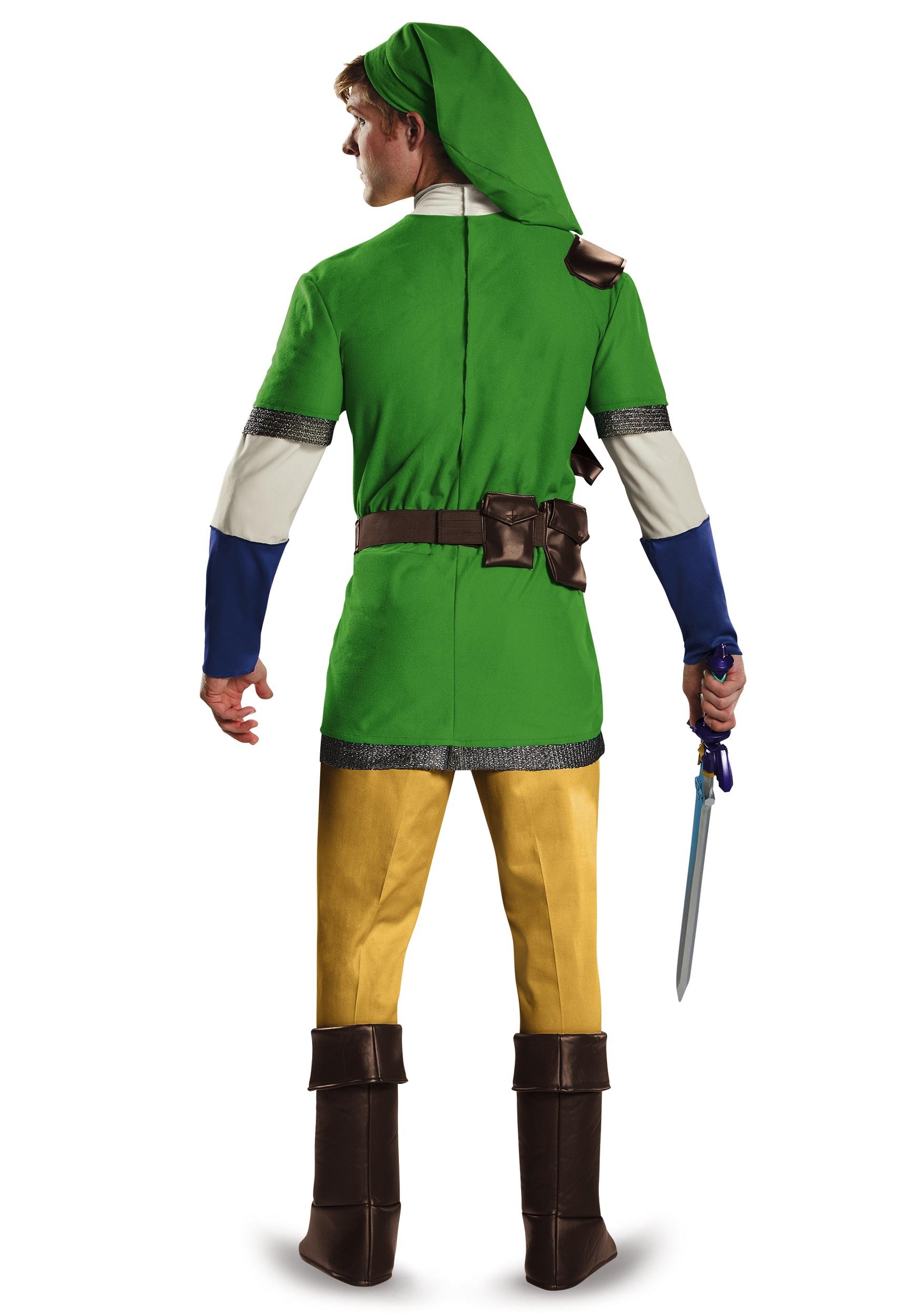 Adult link costume