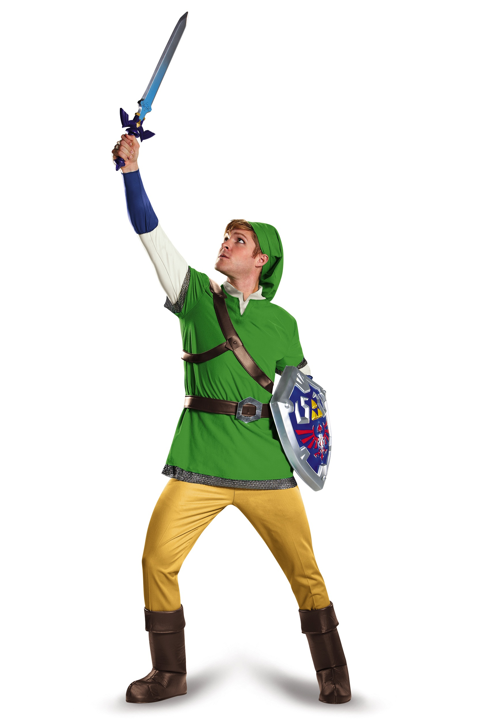 plus size deluxe link costume alt2