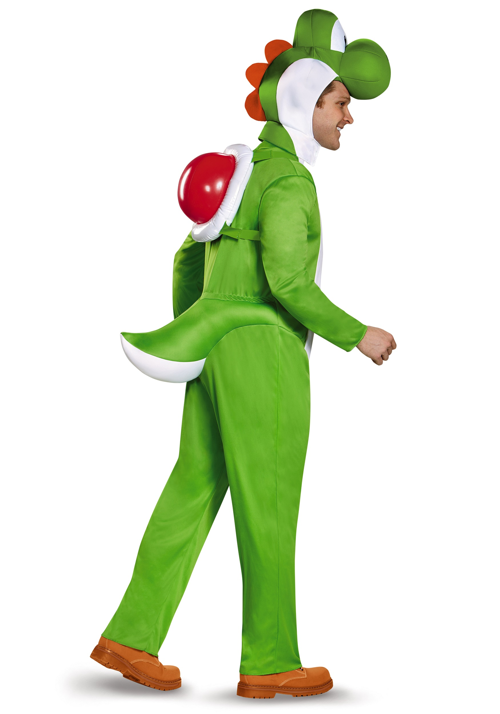 Yoshi Costume For Kids Deluxe Adult Yoshi Cos...