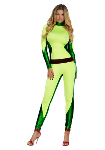 Women's Superhero Catsuit