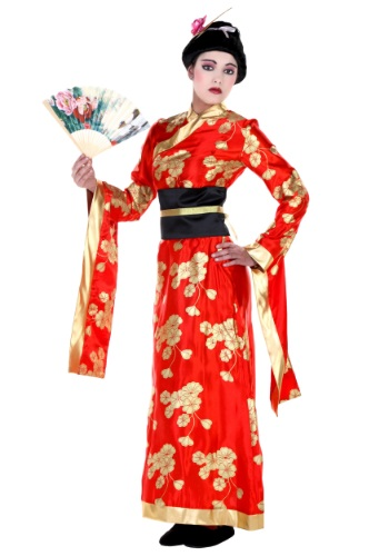 Plus Geisha Costume By: Shangai Jianwuyi Industrial & Commercial Ltd. for the 2015 Costume season.