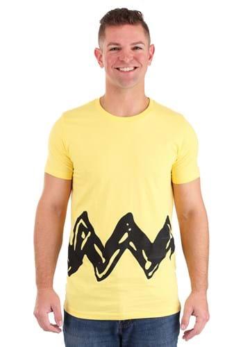 I Am Charlie Brown Mens Shirt Update