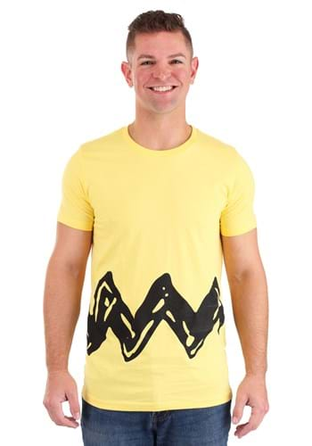 I Am Charlie Brown Mens Shirt By: Mighty Fine for the 2015 Costume season.