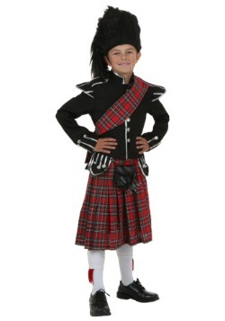 Child Scottish Costume