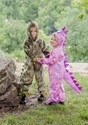 Tilly the T-Rex Girls Dinosaur Costume Alt 2 UPD
