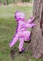 Tilly the T-Rex Girls Dinosaur Costume Alt 3 UPD