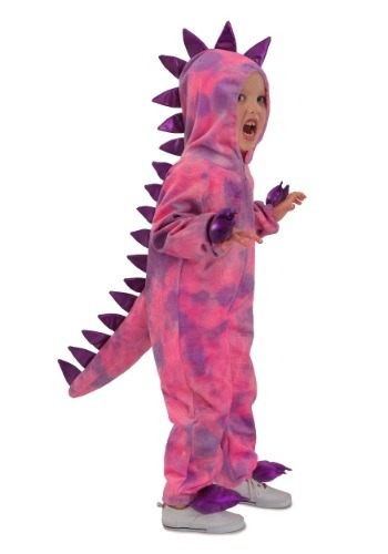 Click Here to buy Tilly the T-Rex Girls Dinosaur Costume from HalloweenCostumes, USA Funds & Shipping