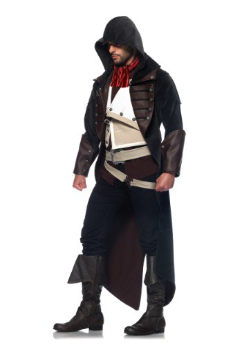 Assassins Creed Arno Dorian Deluxe Costume By: Leg Avenue for the 2015 Costume season.