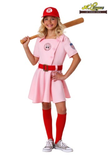 Child A League of Their Own Dottie Costume By: Fun Costumes for the 2015 Costume season.