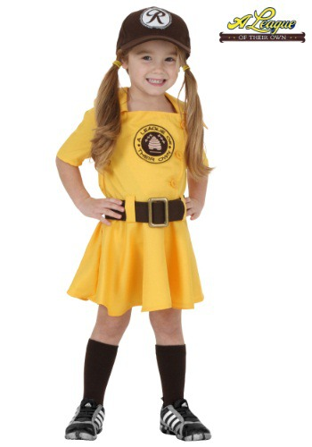 Toddler A League of Their Own Kit Costume By: Fun Costumes for the 2015 Costume season.