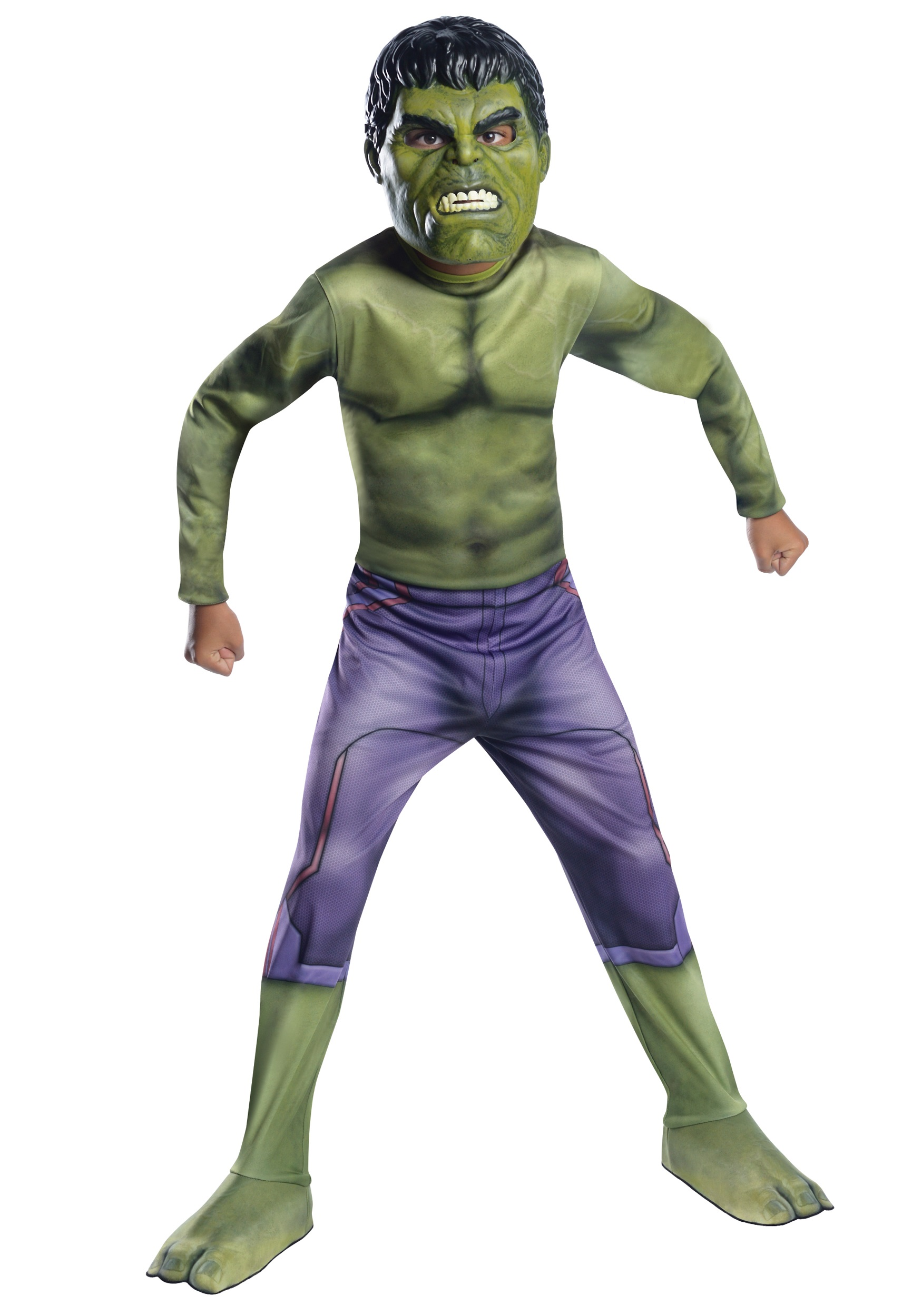 Child The Hulk Avengers 2 Costume  sc 1 st  Halloween Costumes & Incredible Hulk Costumes - HalloweenCostumes.com