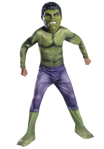 Child The Hulk Avengers 2 Costume By: Rubies Costume Co. Inc for the 2015 Costume season.